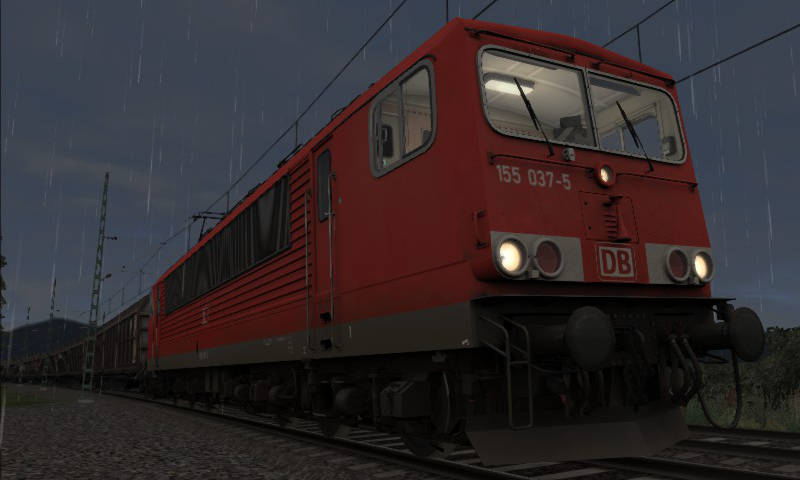 Train Simulator Overview